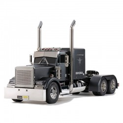 1/14 Grand Hauler Matte Black Edition