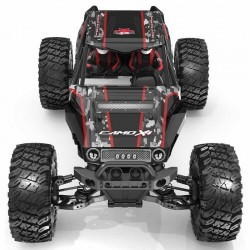 Camo X4 Pro 1/10 Scale brushless Electric Rock Racer