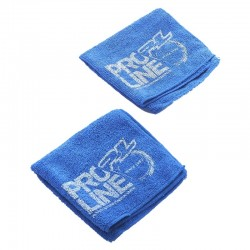 Blue Micro Fiber Towel (2)