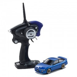 MINI-Z MA-020S NISSAN SILEIGHTY with LED Blue Ready Set