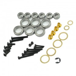 Front Axle Hardware Set: SG4