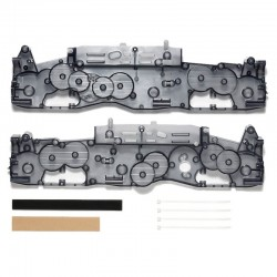 G6-01 D Parts (Chassis) (Clear Gray)