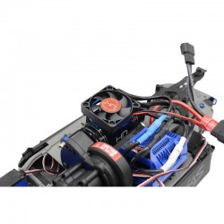 50 mm Monster Blower Motor Cooling Fan Kit Traxxas E- Revo 2
