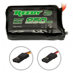 Reedy LiFe 6.6V 250mAh Receiver Battery
