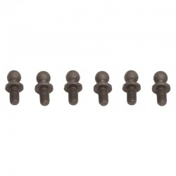 Factory Team Ball Stud Short 5mm Tc5 (6)
