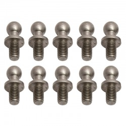 Factory Team Ball Stud Long 5mm Tc5 (6)