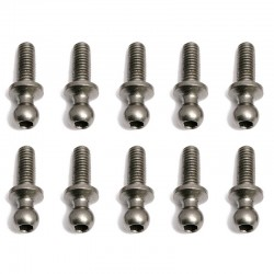 Factory Team Ball Stud Long 8mm Tc5 (6)