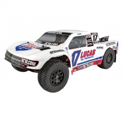 SC10.3 Lucas Oil brushless RTR 1/10 Short Course Truck