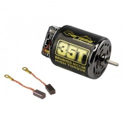 High Torque Brushed Crawler Motor W/ Spare Brushes