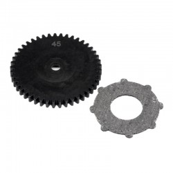 Heavy Duty Spur Gear 45tx5mm Savage Xl Opt