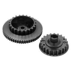 Spur Gear Set: RS4 Micro