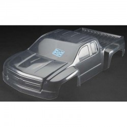 Pre-Cut Chevy Silverado HD Clear Body PRO-2 SC