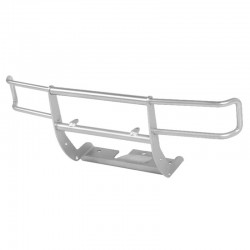 Silver Ranch Front Grille Guard for Tamiya 1/10 Isuzu Type X CC-