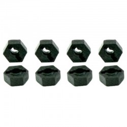 12mm Wheel hex *8 pieces