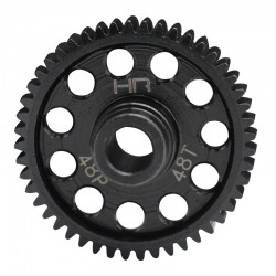 Speed Run Steel Spur Gear (48t 48p) - 4tec2