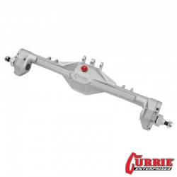 Currie Portal F9 Scx10-Ii Rear Axle Clear Anodized