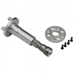 Front Center Drive Shaft with Gear Housing UDR