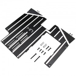 Aluminum Chassis skid plate (1) UDR