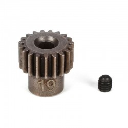 Pinion Gear 19t 48p/M3x3 Set Screw