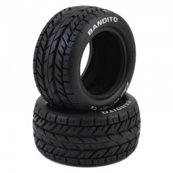 Bandito M 1/10 2.2 Buggy Oval Tire Rear C3 2