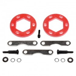 Dual Fbrgls Brake Disc Plate Set SAV XL