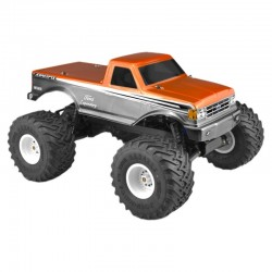 1989 Ford F-250 Clear Body Racerback: Stampede