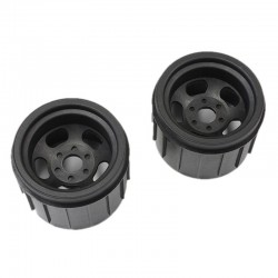 Wheel (Black/2 pieces/MAD Crusher)