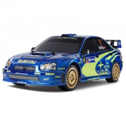 Subaru Impreza Mexico 2004 Tt-01 Type-E Ltd Ed