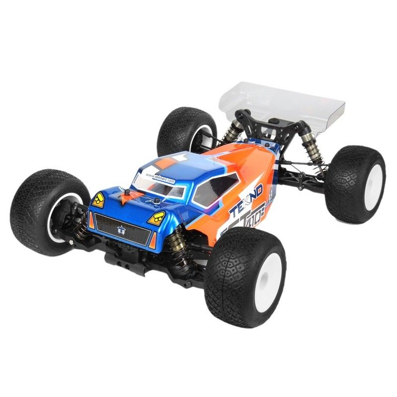 Et410 1/10s 4wd Competition Electric Truggy Kit