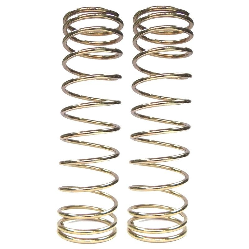 Hot Racing Gold Linear Rate Rear Springs [FVE133R04]