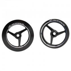 Black Galaxy 3W Wheel set (2)