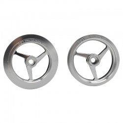 Silver Galaxy 3W Wheel set (2)