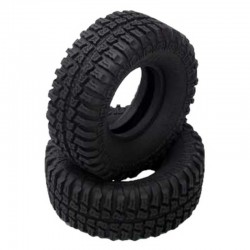 RC4WD Dick Cepek 1.9 Mud Country Scale Tires (2) [Z-T0034]