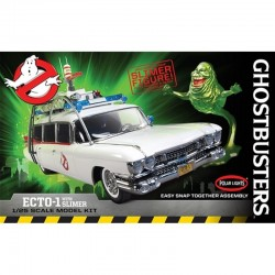 1/25 Ghostbusters Ecto-1 W/Slimer Snaptite