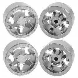 Rc4wd Rotiform Six-or 1.55 Beadlock Wheels