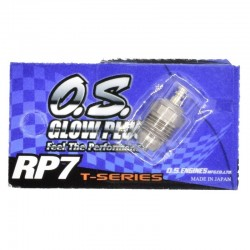 Rp7 Turbo Glow Plug Cold On-Road