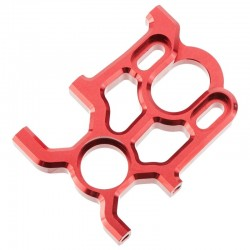 Motor Mount Aluminum Red