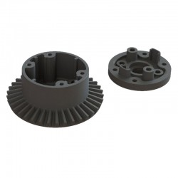 AR310872 Diff Case Set 37T Main Gear 4x4 BLX 3S