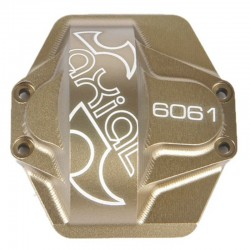 AR60 Machined High Clearance Differential Cover (Hard Anodized)