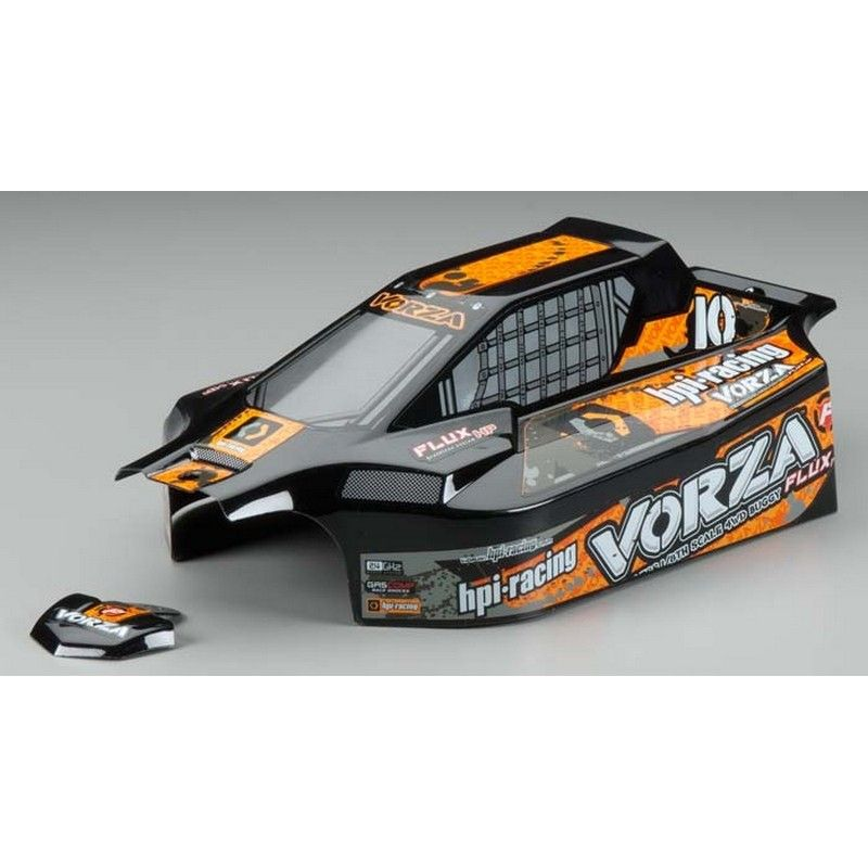 HPI VB-1 Buggy Body Painted Blk/Org [101842]