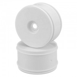 Bullet 4.0 inch 1/8 Truck Wheels White (4)