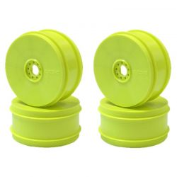 Hard Dish Wheel (4 pieces/F-Yellow/MP9 TKI4)