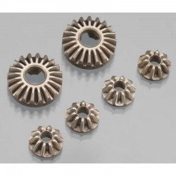 R/C Differential Gear Set Internal Gears Only SCT