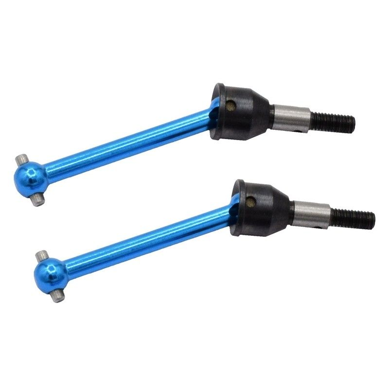 Blue Aluminum CV Axles Driveshaft