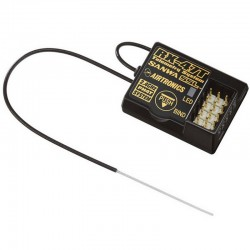 4-Channel Rx-47t Telemetry Receiver