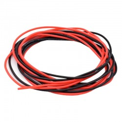 Silicone Wire 16 Strand 28g 2 M (6ft 8in)