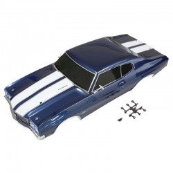 Completed Body Set (Chevelle FathomBlue)