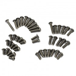 Titanium Screw Set (ZX6/ZX6.6)