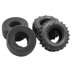Rear Tire(Medium/2 pieces/w/Inner/Scorpion 2014)