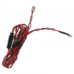 5mm Red Airplane LED 39 inch wire length
